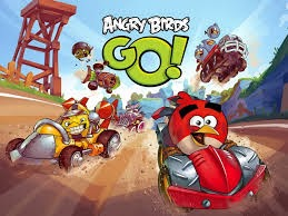Game Android Terbaik Angry Birds Go, Game Android Terbaik, Angry Birds Go