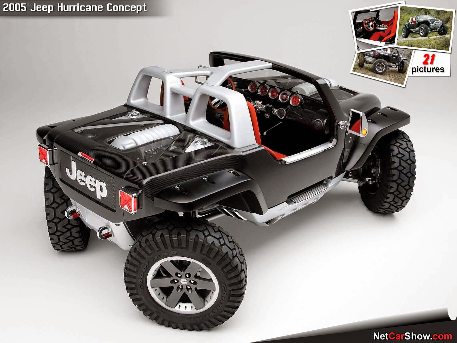 jeep hurricane concept to power wheels. Cars Review. Best American Auto & Cars Review