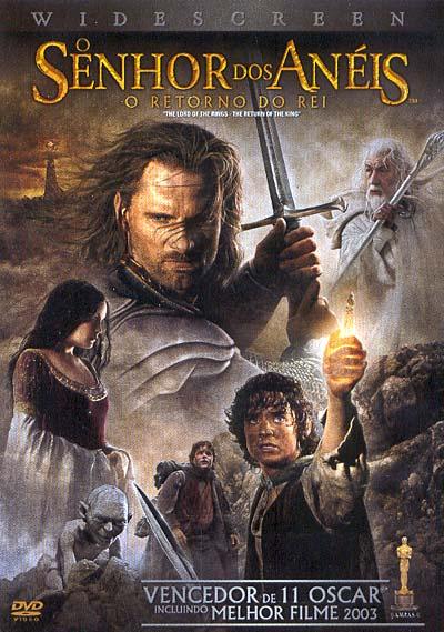 O Senhor dos Anéis: O Retorno do Rei - Dublado