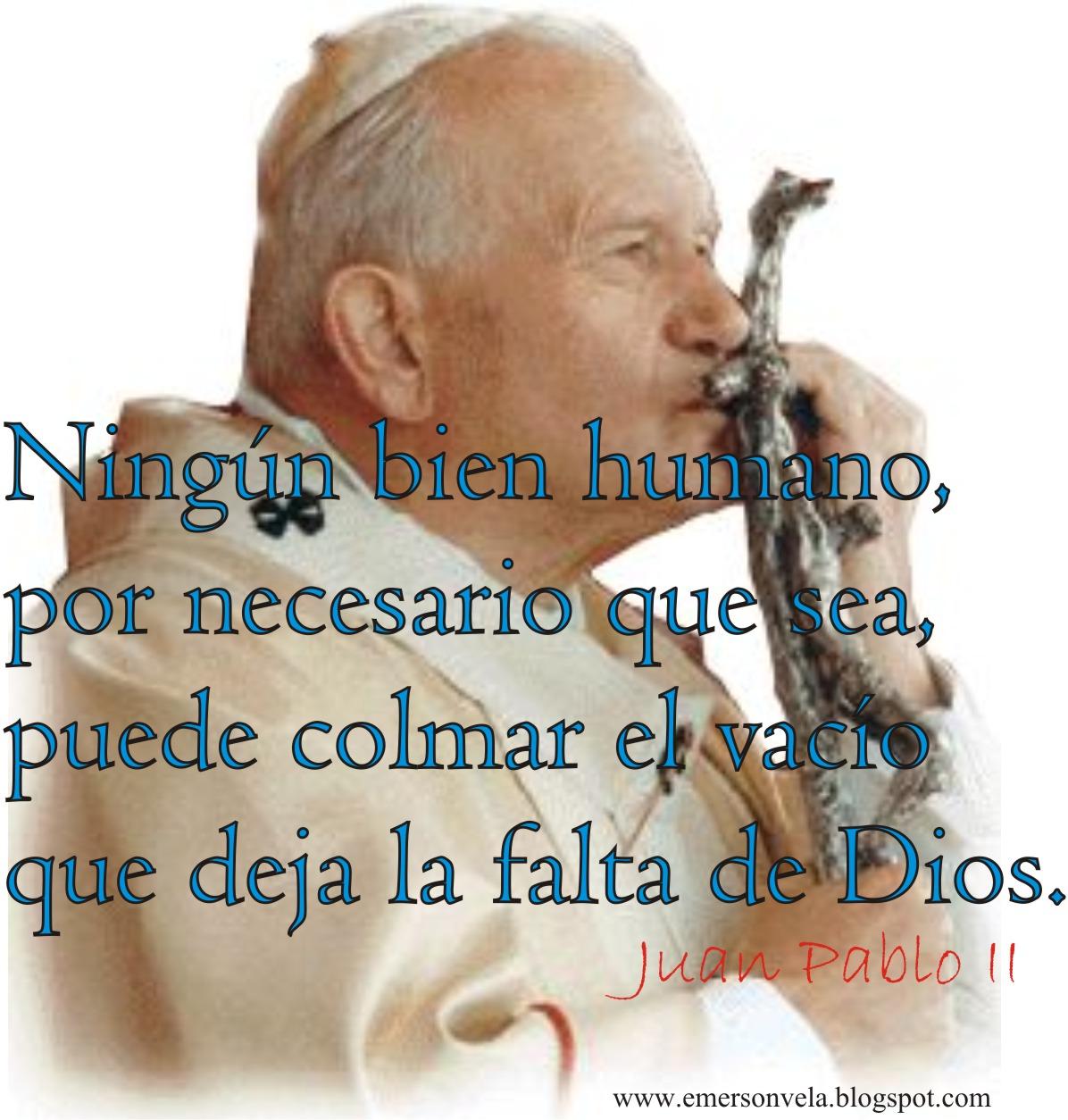 En memoria de Juan Pablo II - YouTube