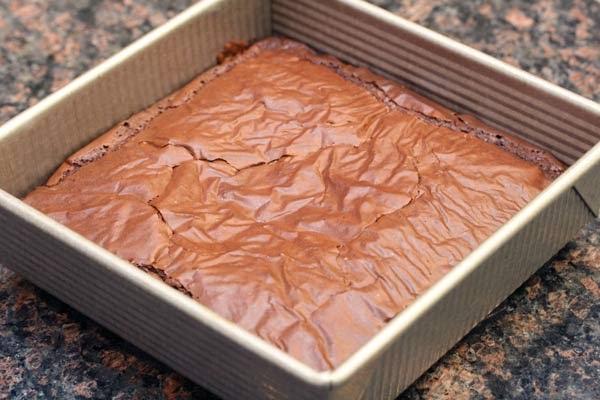 Baked-Brownies
