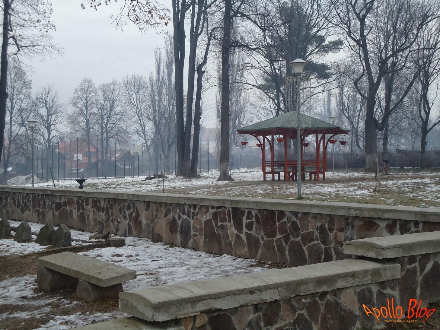Toplita, Parcul Eroilor