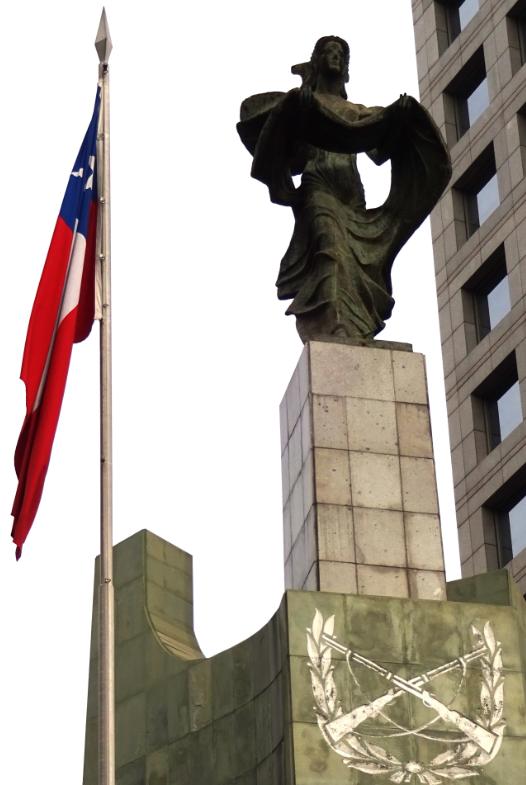 MONUMENTO MARTIRES DE CARABINEROS Y CRIPTA DEL TENIENTE HERNAN MERINO