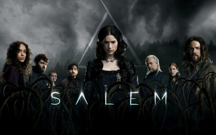 Salem - Season 3 - Premiere Week Announced + Promo