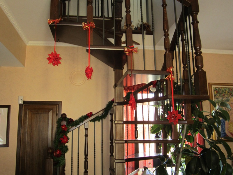Doulce creazioni decorazioni - Addobbare le finestre per natale ...
