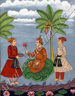 Rangaputra Kusum Painting