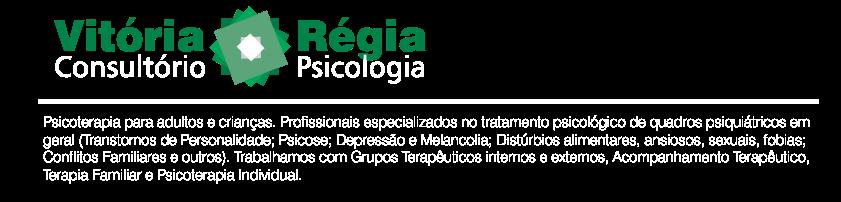 Consultório de Psicologia Vitória Régia