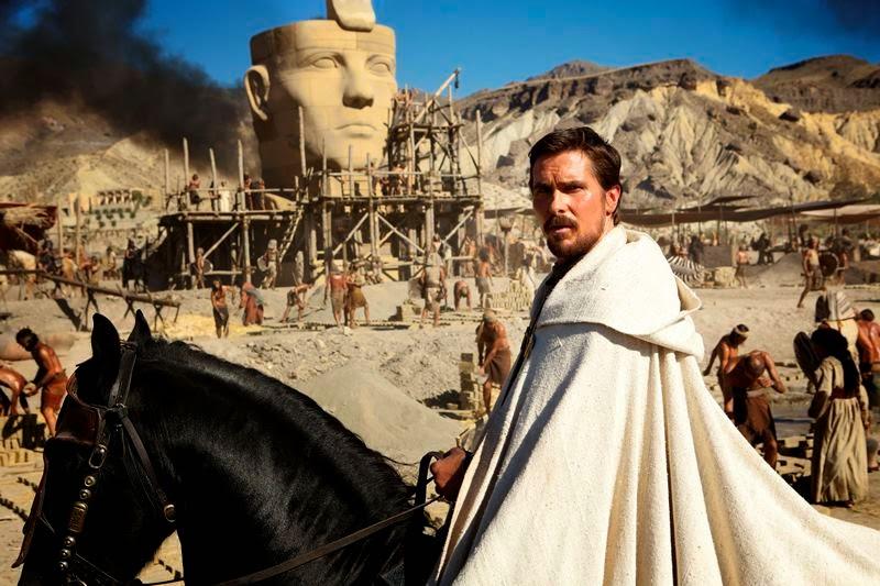 EXODUS: Bohové a králové (Exodus: Gods and Kings) – Recenze