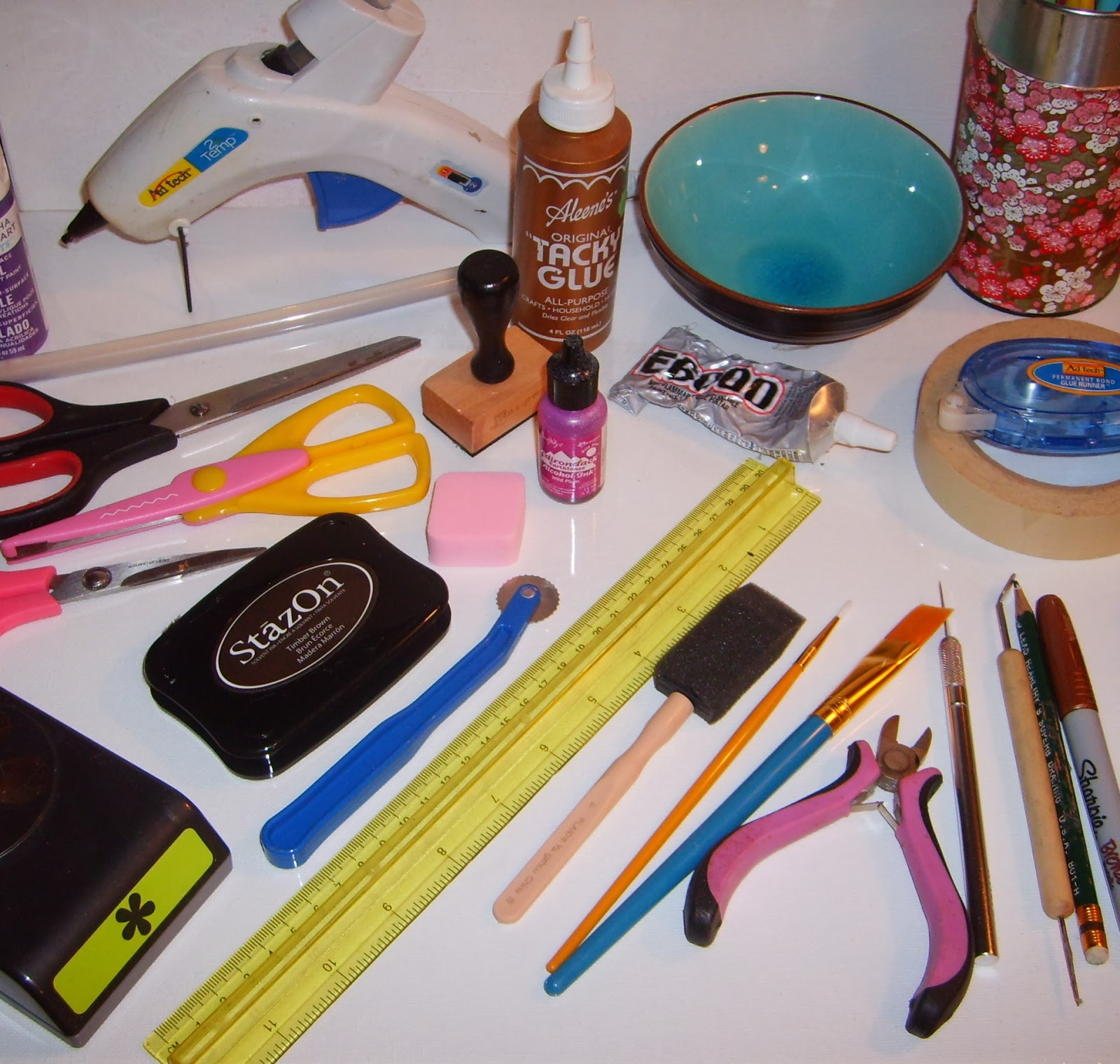 91 craft materials list the ultimate arts crafts for Arts and crafts tools