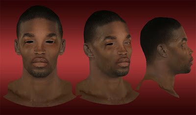 NBA 2K13 Jarvis Varnado Cyberface Mod