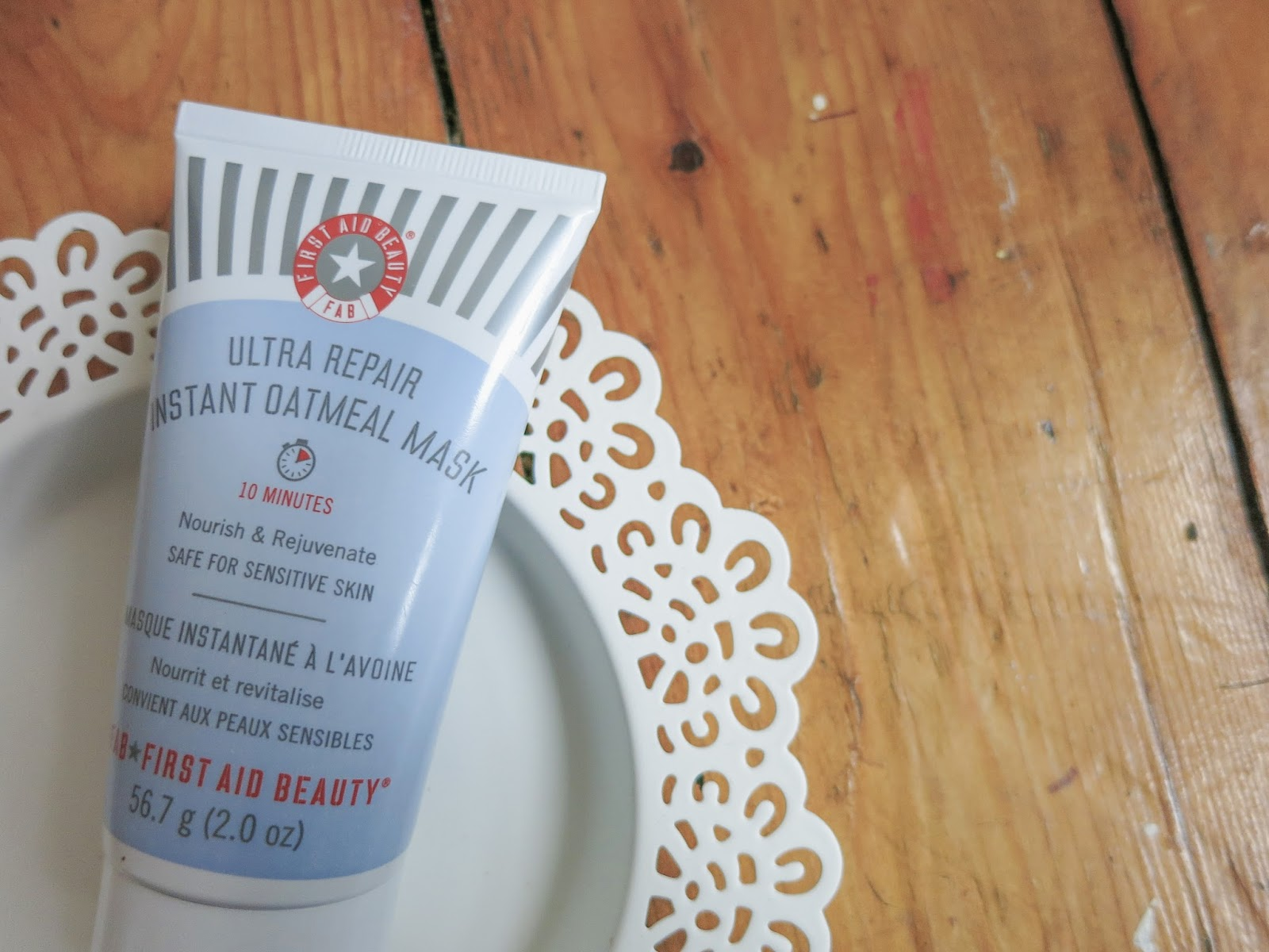 First Aid Beauty Ultra Repair Oatmeal Mask
