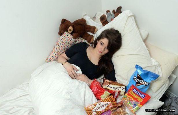 Penyakit Parasomnia Tabiat Pelik Makan Ketika Tidur