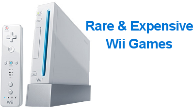 Rare Wii Games
