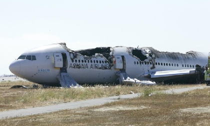 New findings in the investigation of Boeing 777 plane crash