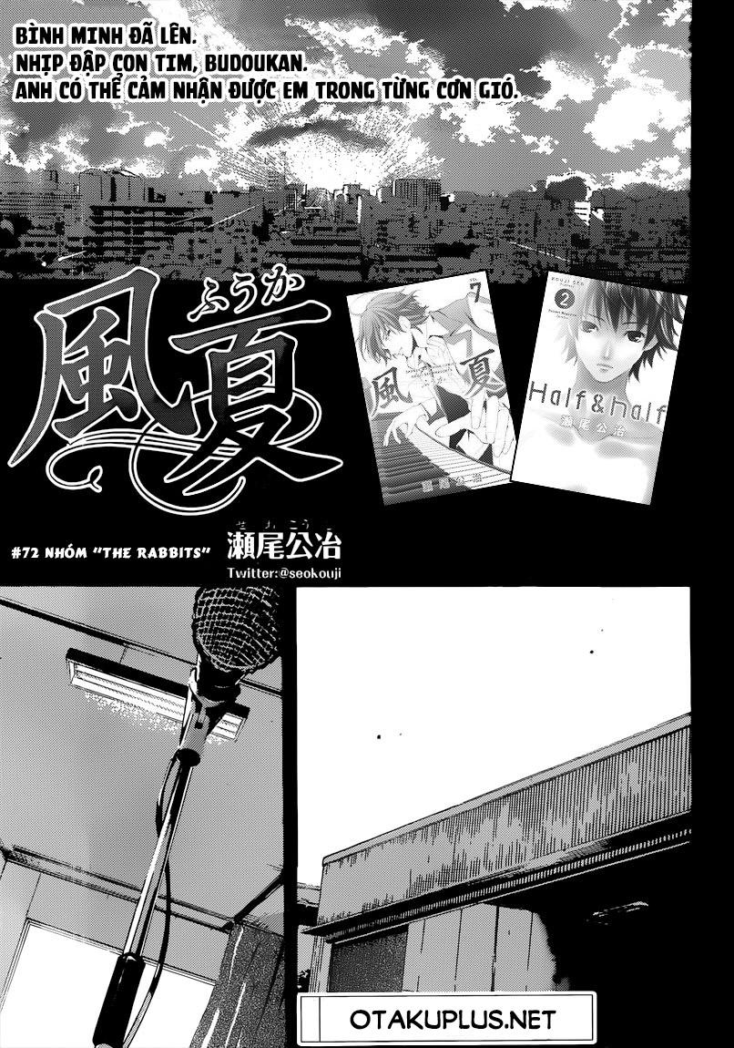 Fuuka chap 72 Trang 3 - Mangak.info