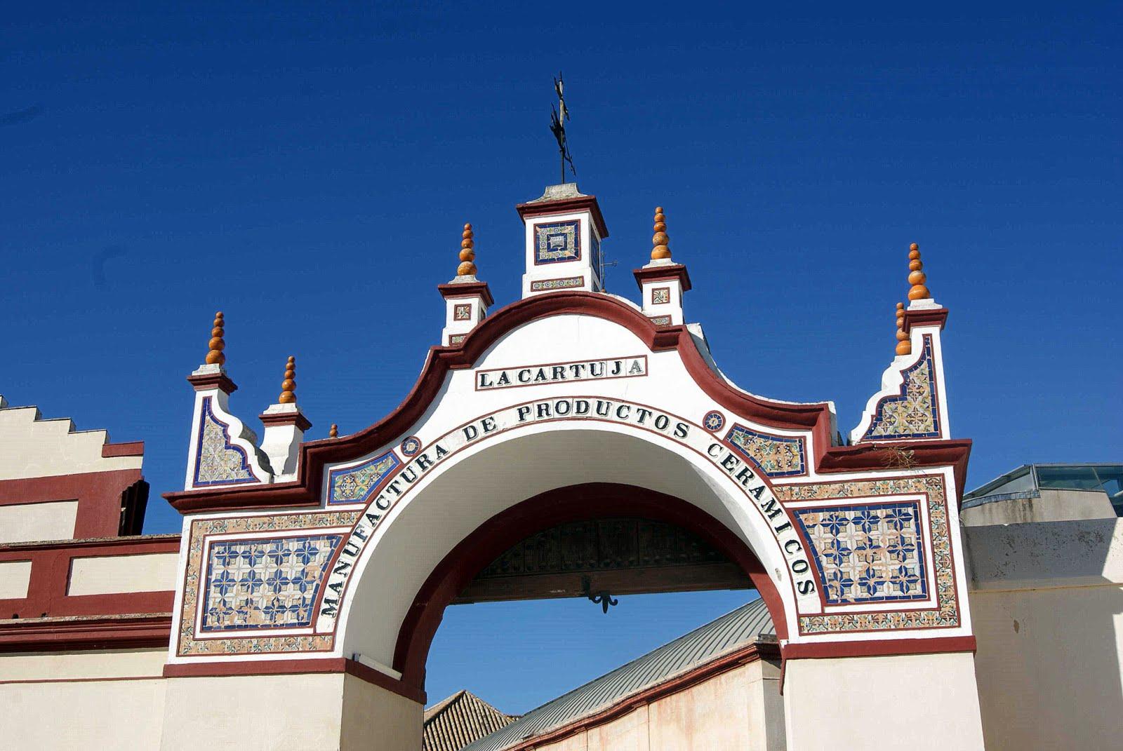 Leyendas de sevilla el monasterio de santa mar a de las for La fabrica del mueble sevilla