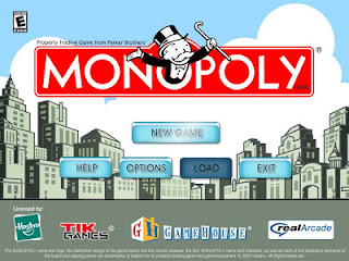 PC Game Monopoly 3D