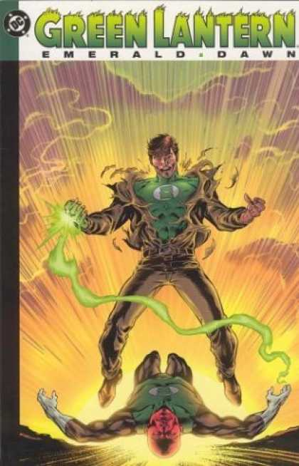 Review: Green Lantern Emerald Dawn