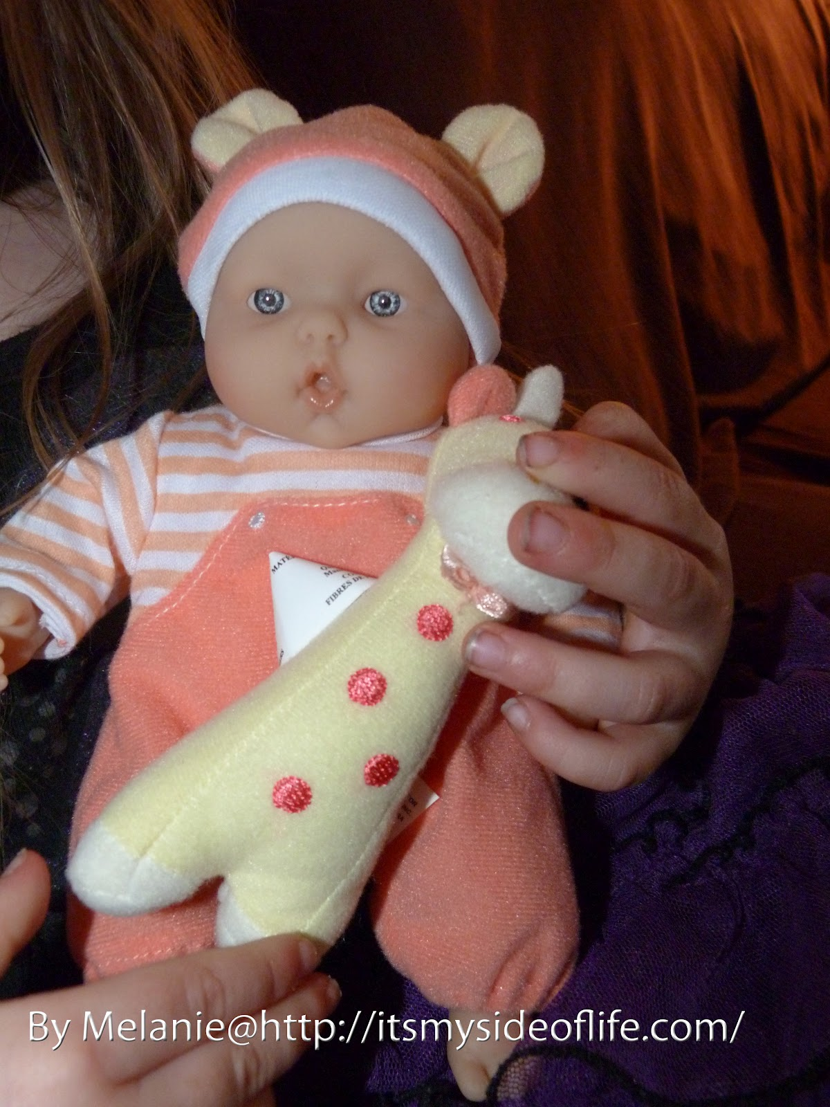 Jc Toys Baby Doll Review Giveaway Making It All Work