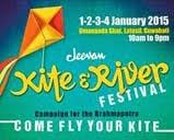 Jeevan Kite & River Festival