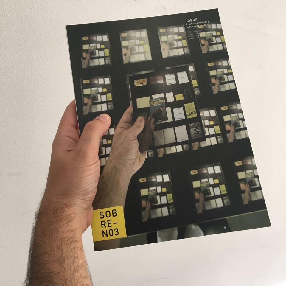 >>Sobre N03. Prácticas Artísticas y Políticas de la Edición