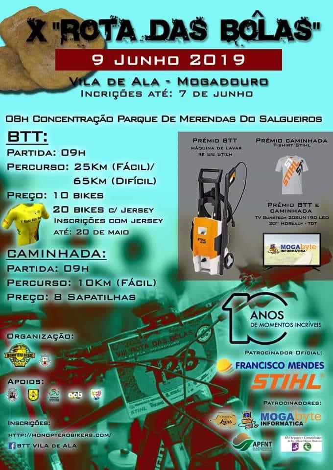 09JUN * VILA D'ALA – MOGADOURO