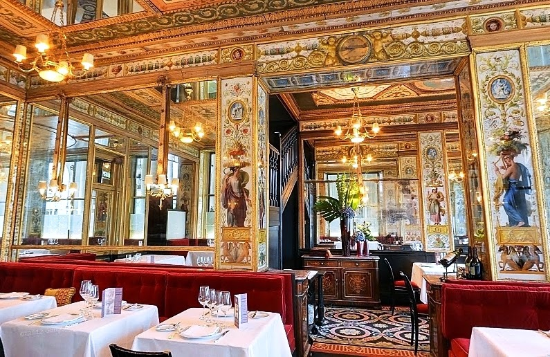 Le grand véfour Restaurante Paris