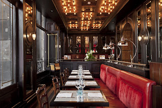 The opulent new interior of Tuttons, designed by Russell Sage Studio