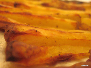 Shawn's Oven Chips (Fries) by Ng @ What's for Dinner?