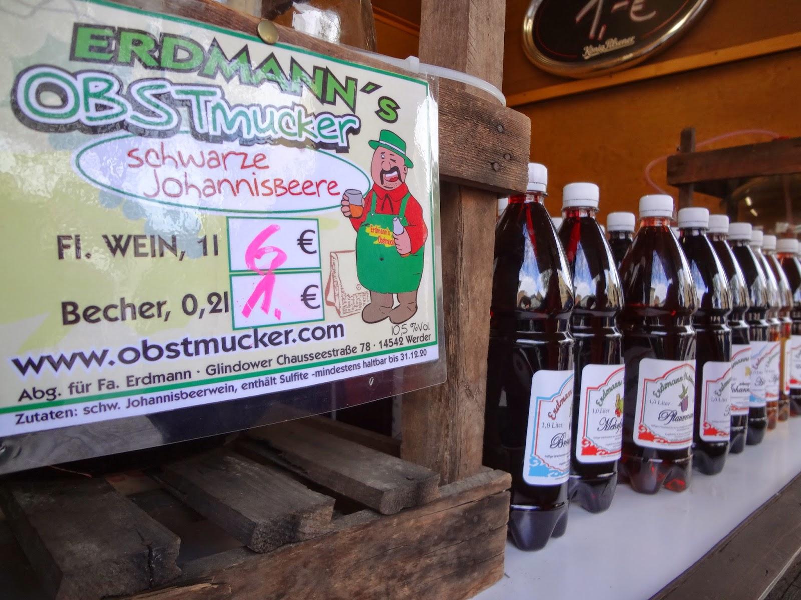 Werder Baumblütenfest