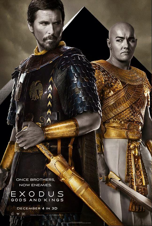 ดูหนัง Exodus: Gods and Kings - เอ็กโซดัส: ก็อดส์ แอนด์ คิงส์ ชนโรง