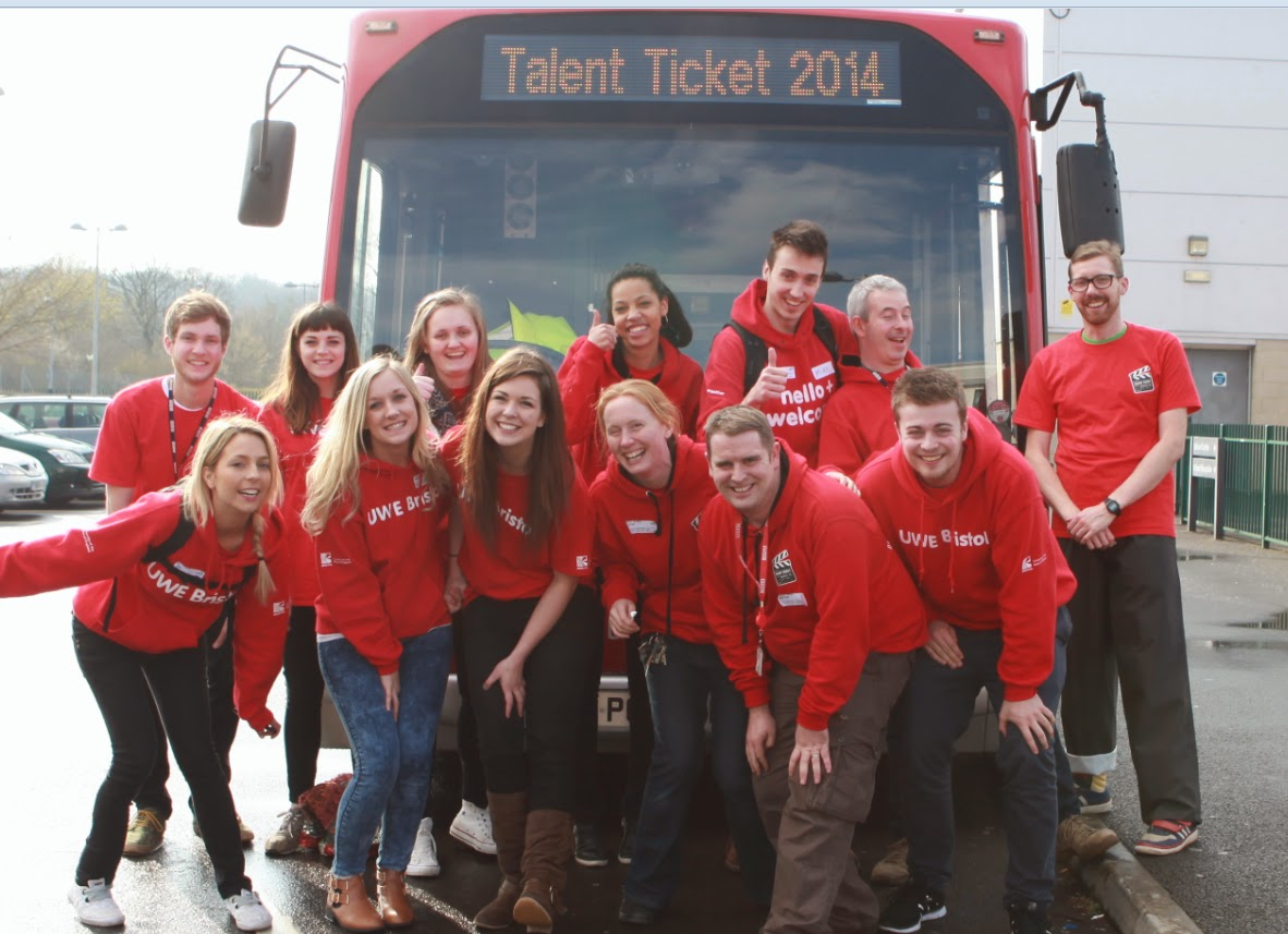 Talent Ticket Crew 2014
