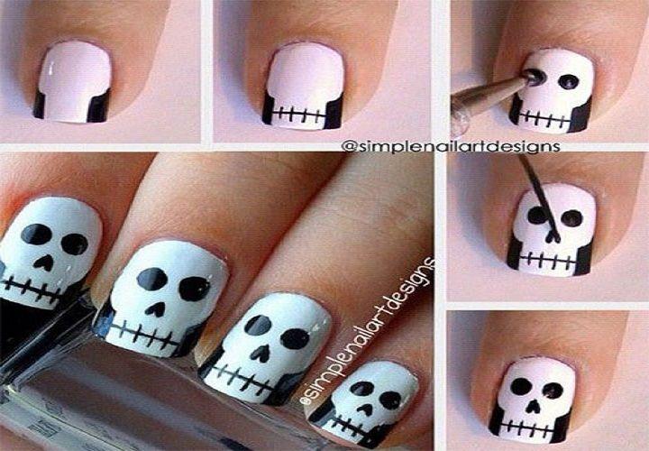 nail art linda para copiar