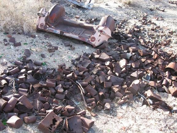 Wasteland Wastrel Rusty Tincansters