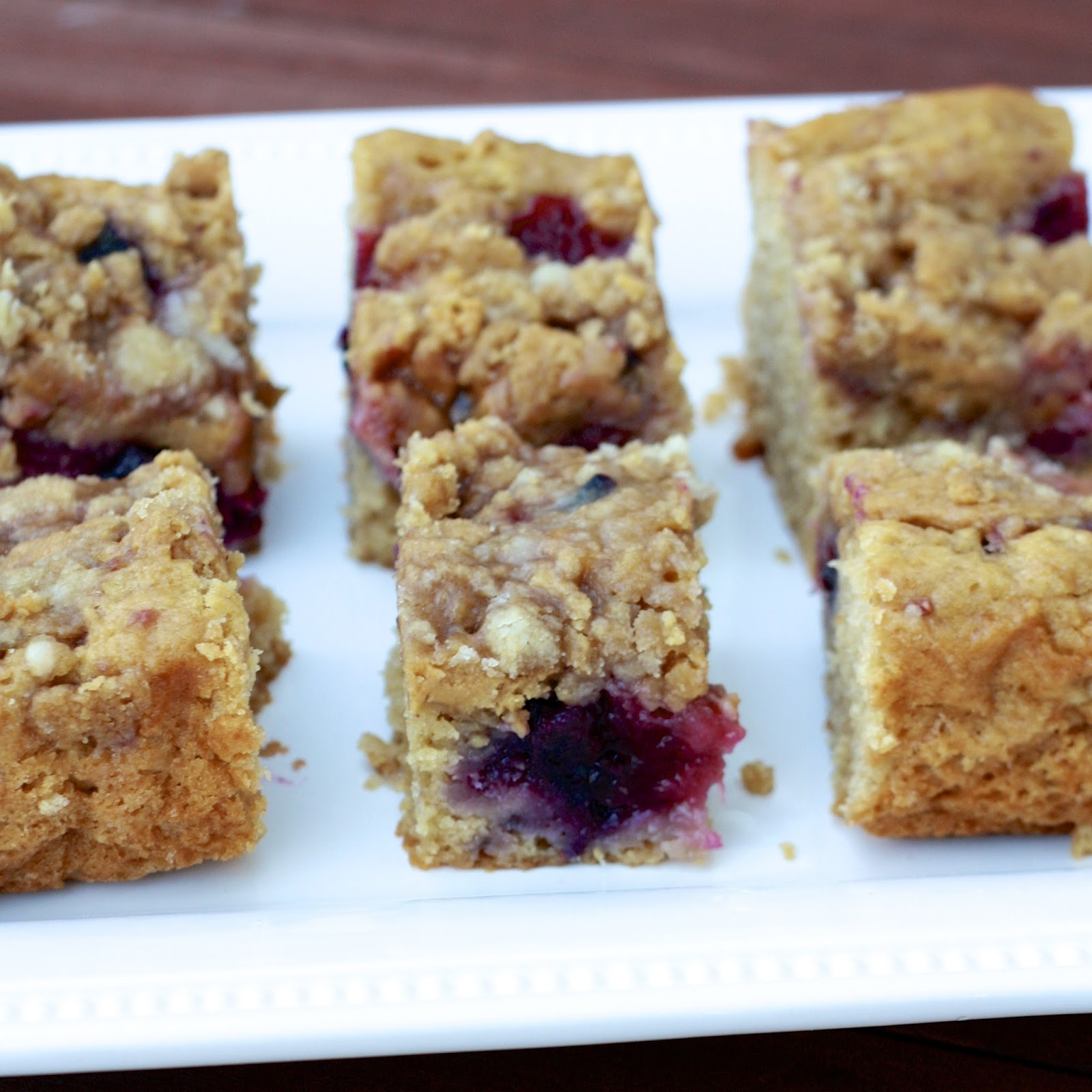 Peanut Butter and Jelly Coffee Cake   The Sweets Life