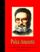 "LIBRO ""PUKA AMAUTA"""