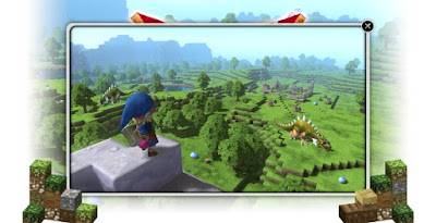 لعبة Dragon Quest Builders