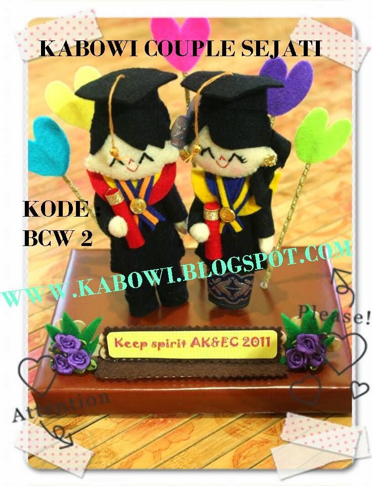 Wisuda Hadiah Animasi Unik Boneka Couple Jual Flanel Harga Untuk Pacar