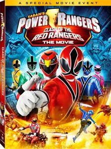 Power Rangers: El Choque De Los Rangers Rojos &#8211; DVDRIP LATINO