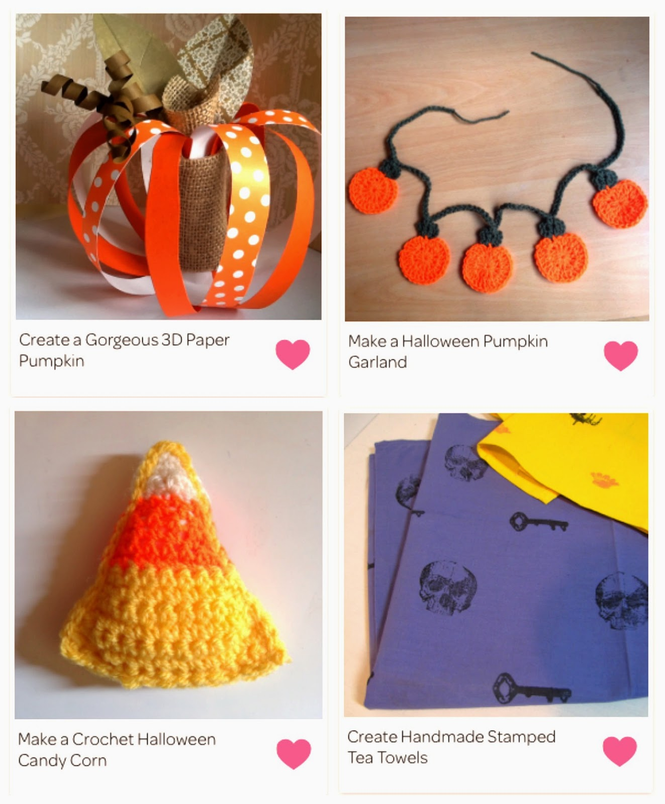 how to make halloween crafts on Guidecentral