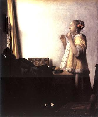 Histoire de l 39 art dossiers le miroir la femme la for Chez merie le miroir