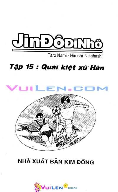 Jindodinho - Đường Dẫn Đến Khung Thành III  Tập 15 page 1 Congtruyen24h
