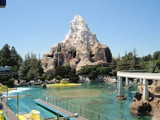 The Matterhorn and the Lagoon 