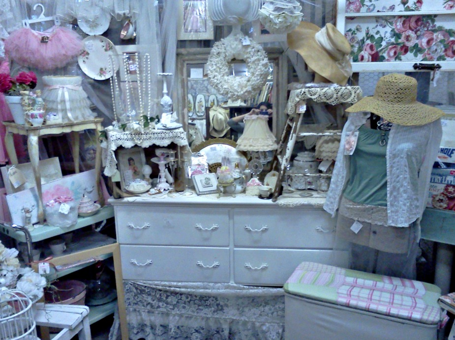Olivias Romantic Home My Shabby Chic Flea Market Booths