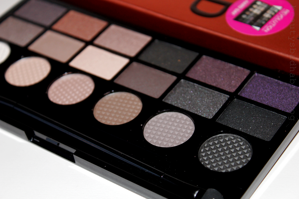 Makeup Revolution 'Hard Day' Palette