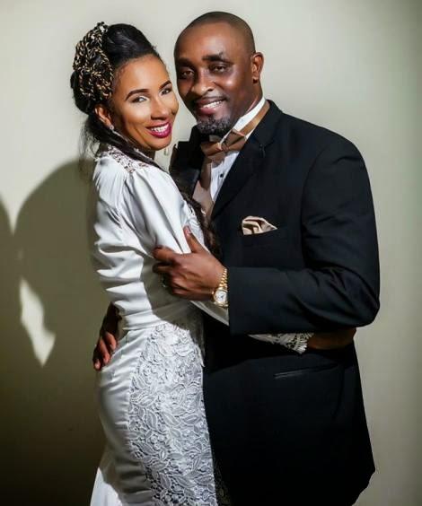 ibinabo fiberesima wedding pictures