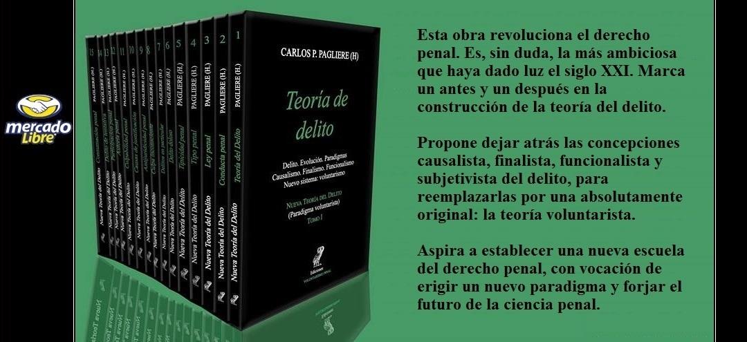 Nueva Teoría del Delito - Carlos P. Pagliere (h.)