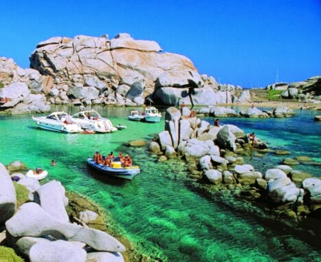 отели сардинии
