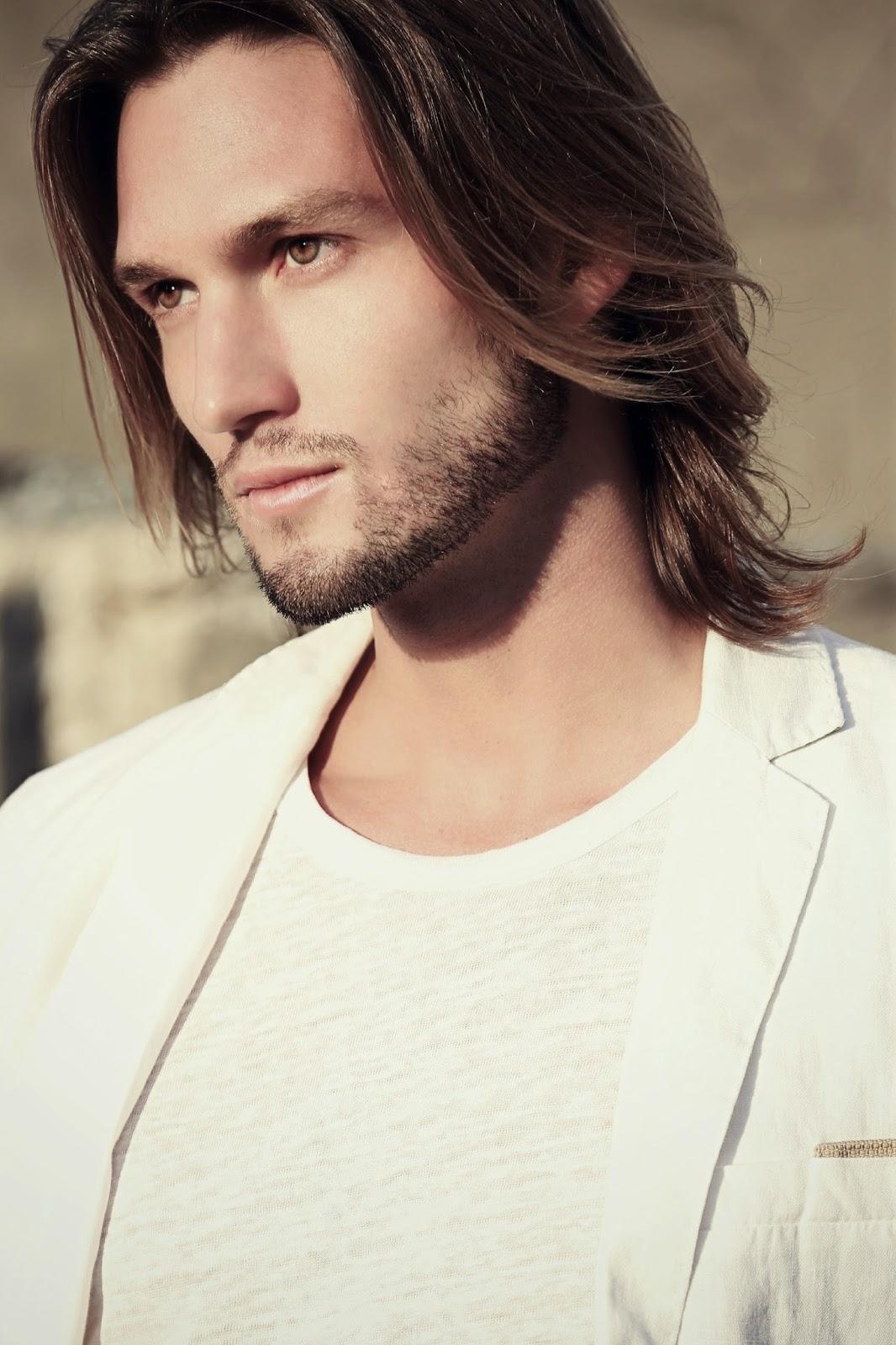 Wilson Model Management Chris Harris by Sean Kilkenny