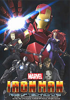 [2013] Iron Man  Rise of Technovore   ไอรอน แมน ปะทะ จอมวายร้ายเทคโนมหาประลัย Soundtrack บรรยายไทย hd master